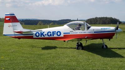 OK-GFO - Slingsby T67M Mk.II Firefly - F Air