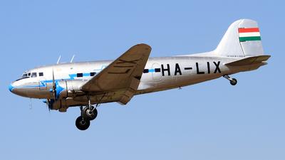 HA-LIX - Lisunov Li-2T - Goldtimer Foundation