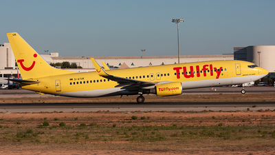D-ATUK - Boeing 737-8K5 - TUIfly