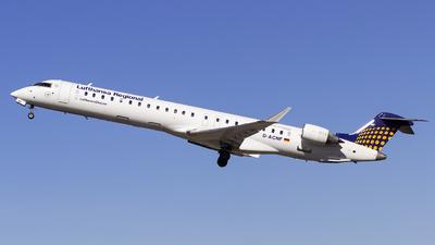 D-ACNF - Bombardier CRJ-900 - Lufthansa Regional (CityLine)