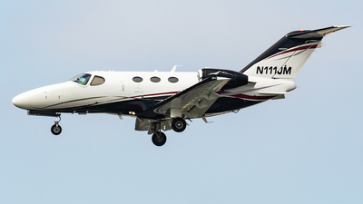 N111JM - Cessna 510 Citation Mustang - Private