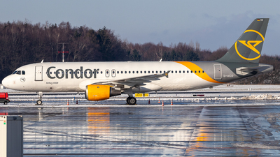 A picture of DAICD - Airbus A320212 - Condor - © Boscgnspotter