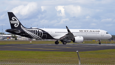 ZK-NNB - Airbus A321-271N - Air New Zealand