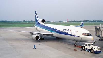 JA8514 - Lockheed L-1011-1 Tristar - All Nippon Airways (ANA)