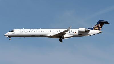 A picture of DACNF - Mitsubishi CRJ900LR - Lufthansa - © Sebastian Thiel