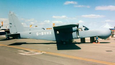 G-BVHX - Britten-Norman BN-2T Turbine Islander - Britten-Norman Aircraft