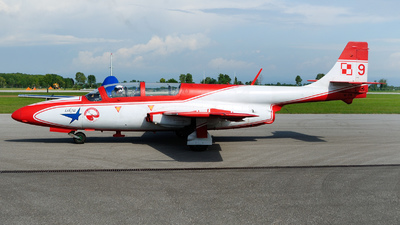1715 - PZL-Mielec TS-11 Iskra Bis D Iskra - Poland - Air Force