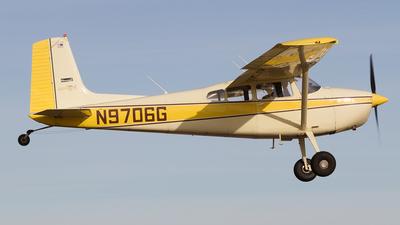 A picture of N9706G - Cessna 180H - [18052206] - © Felipe Garcia