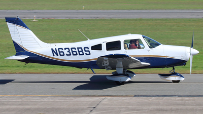 N636BS - Piper PA-28-151 Cherokee Warrior - Private