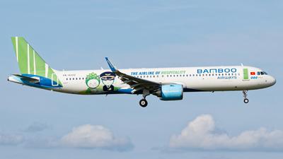 VN-A222 - Airbus A321-251NX - Bamboo Airways