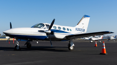 N202DB - Cessna 421C Golden Eagle - Private