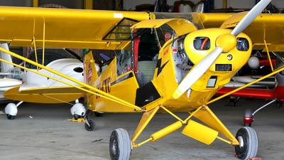 TC-CYC - Piper PA-18-135 Super Cub - Private