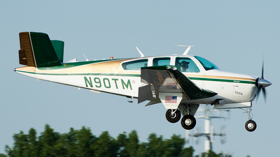 N90TM - Beechcraft V35B Bonanza - Private