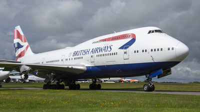 A picture of GBYGB - Boeing 747436 - [28856] - © Lucas Walpole