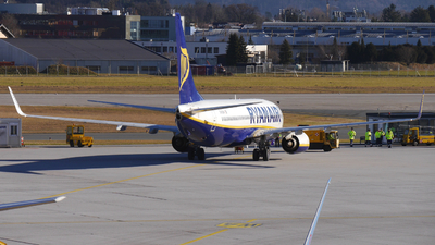 EI-ESW - Boeing 737-8AS - Ryanair