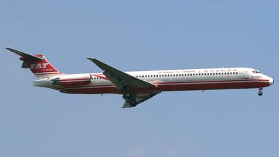B-28025 - McDonnell Douglas MD-83 - Far Eastern Air Transport (FAT)