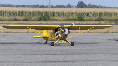 I-CERL - Piper J-3C-65 Cub - Private