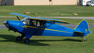 NC8476J - Piper PA-14 Cruiser - Private