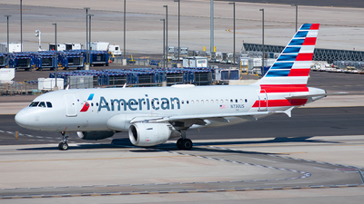 A picture of N730US - Airbus A319112 - American Airlines - © Taxi_Way_