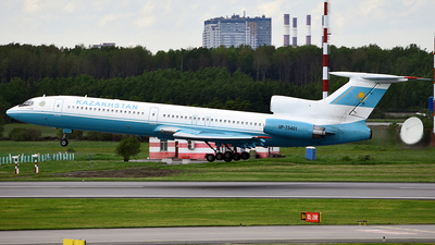 UP-T5401 - Tupolev Tu-154M - Kazakhstan - Air Force