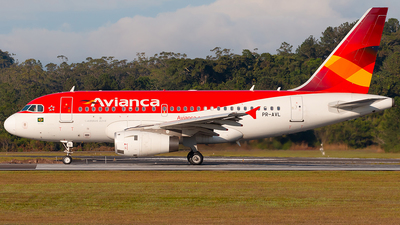 PR-AVL - Airbus A318-121 - Avianca Brasil