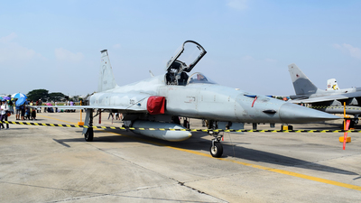 KH18KH-23/24 - Northrop F-5E Tiger II - Thailand - Royal Thai Air Force