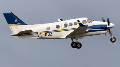 VT-EJZ - Beechcraft C90A King Air - Saraya Aviation