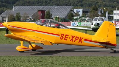 A picture of SEXPK - Van's RV4 - [3610] - © Daniel Schwinn