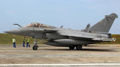 10 - Dassault Rafale M - France - Navy