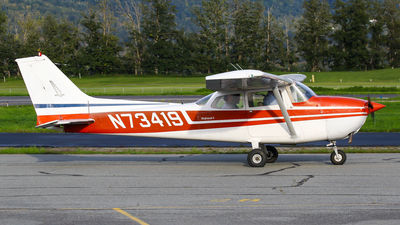 N73419 - Cessna 172M Skyhawk II - Private