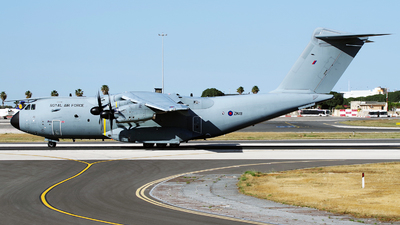 A picture of ZM411 - Airbus A400M -  - © Buzu