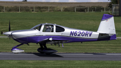 N620RV - Vans RV-10 - Private