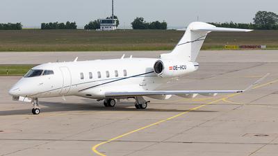 OE-HCU - Bombardier BD-100-1A10 Challenger 350 - Sparfell Luftfahrt
