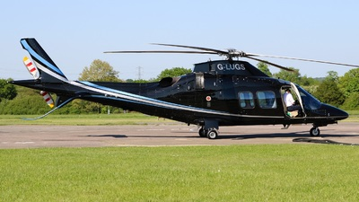 G-LUGS - Agusta A109S Grand - Private