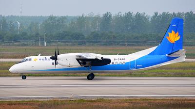 B-3440 - Xian MA-60 - Joy Air