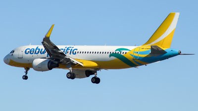 RP-C4106 - Airbus A320-214 - Cebu Pacific Air