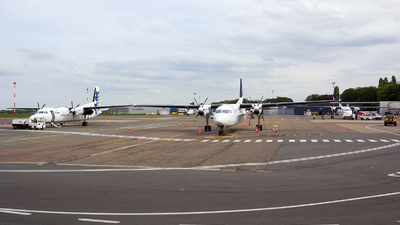 EBAW - Airport - Ramp