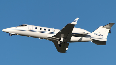 N202N - Bombardier Learjet 60 - Private