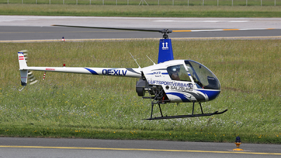 OE-XLV - Robinson R22 Beta II - Private