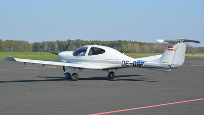 OE-DGP - Diamond DA-40D Diamond Star TDI - Private
