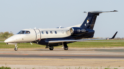 YR-DED - Embraer 505 Phenom 300 - Private