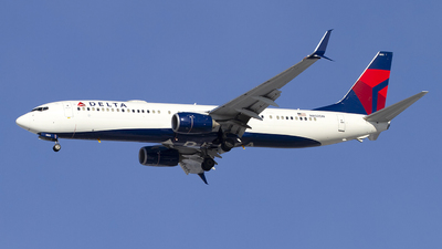 A picture of N802DN - Boeing 737932(ER) - Delta Air Lines - © Jeremy D. Dando