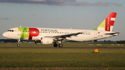 CS-TNM - Airbus A320-214 - TAP Air Portugal