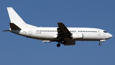 ZS-VDP - Boeing 737-31L - Star Air Cargo