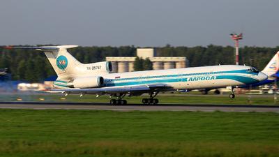 RA-85757 - Tupolev Tu-154M - Alrosa-Avia