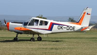 OK-DOE - Zlin 43 - Aero Club - Dvur Kralove nad Labem