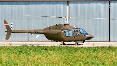 OE-XJI - Agusta-Bell AB-206B JetRanger II - Private