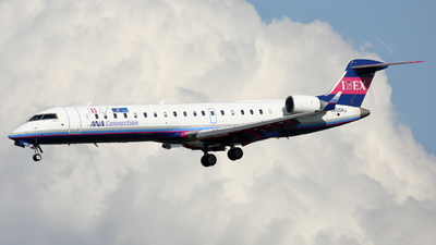 JA05RJ - Bombardier CRJ-702ER - Ibex Airlines