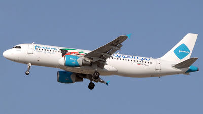9K-CAL - Airbus A320-214 - Jazeera Airways