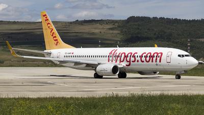 TC-AHP - Boeing 737-82R - Pegasus Airlines